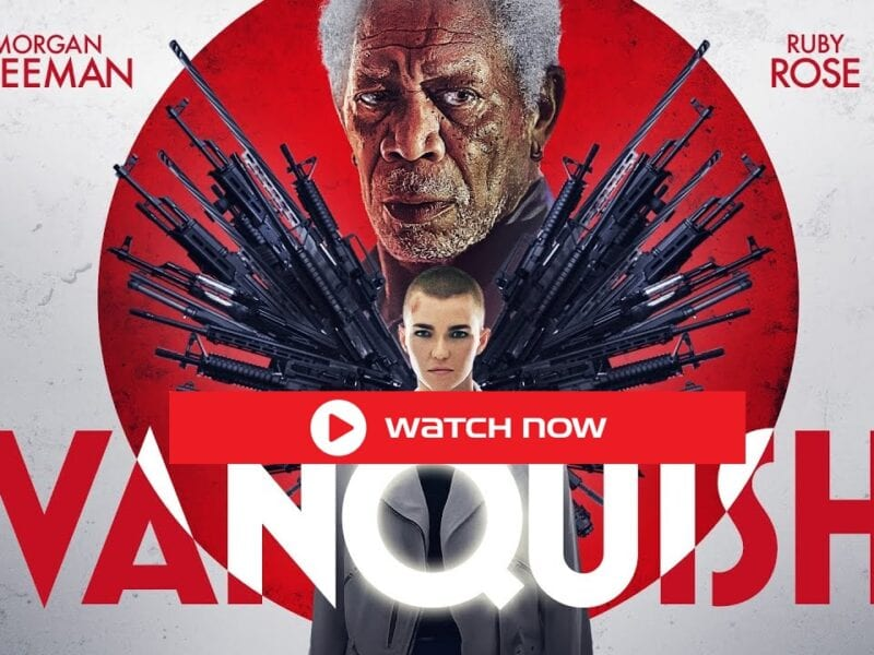 'Vanquish' is a long way from the likes of Morgan Freeman movies such as 'The Shawshank Redemption'. Watch the movie here.