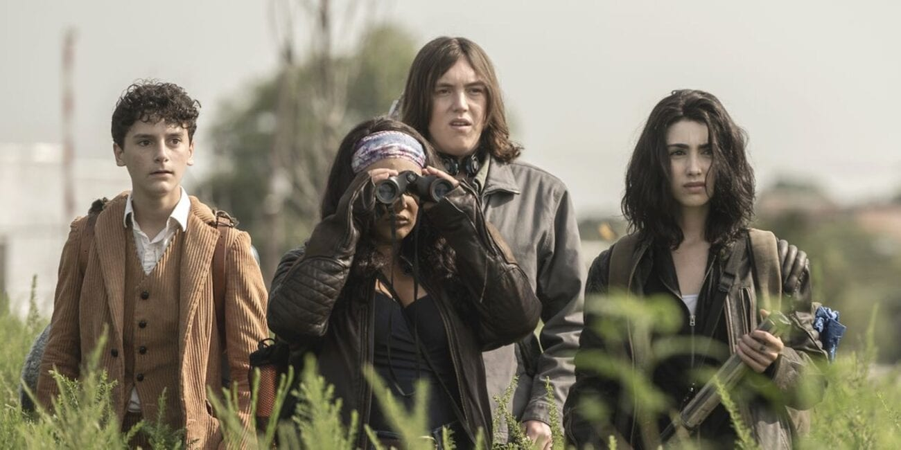 'The Walking Dead: World Beyond' is the most recent spinoff to be released in 2020 and it's gotten some good feedback so far. Here's why.