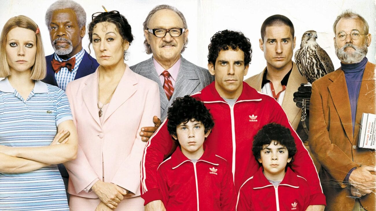 'The French Dispatch' is coming soon, so what better way to celebrate than by watching all the movies by Wes Anderson? Check out his classics here.