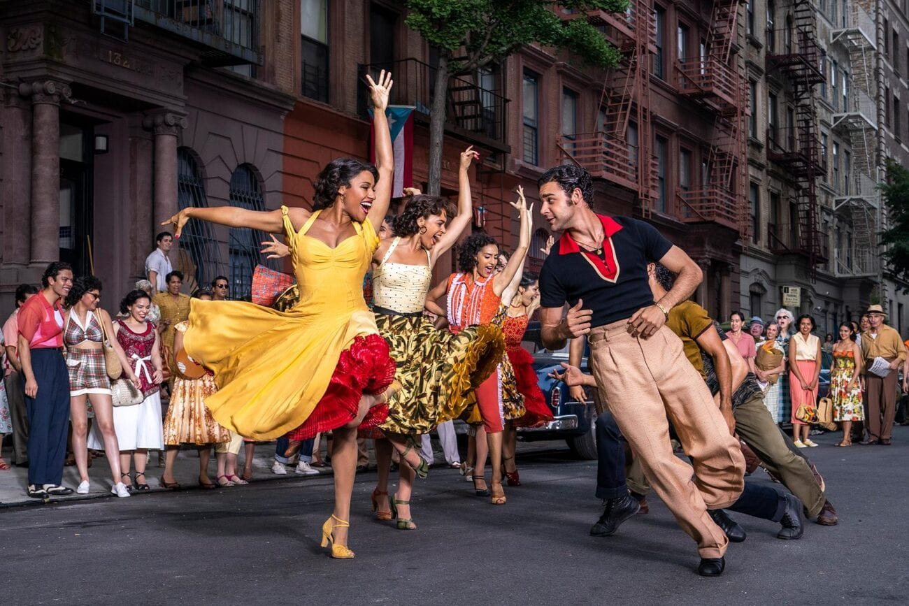 We now have our official first look at Steven Spielberg's 'West Side Story' thanks to a new trailer! But who plays Maria? Meet newcomer Rachel Zegler!