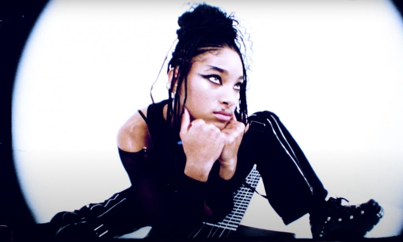 The iconic 'Wait a Minute' singer Willow Smith is back, and she's better than ever. Check out her new pop punk anthem called 'Transparent Soul' here.