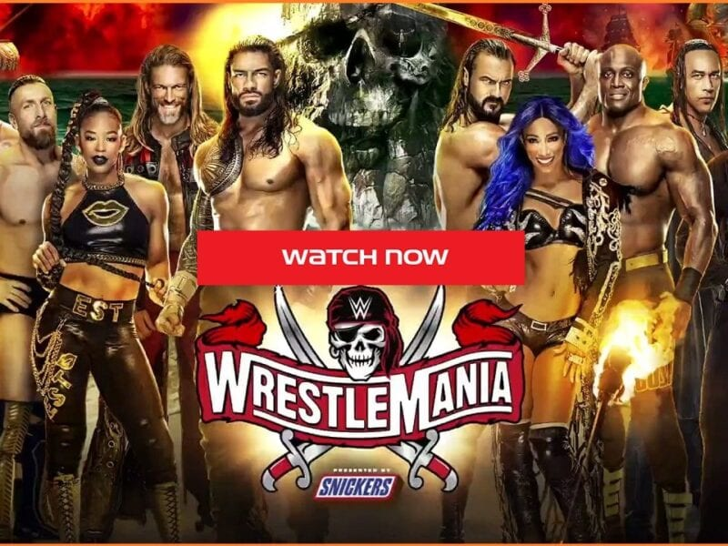 WrestleMania is finally here. Find out how to live stream the WrestleMania 37 event on Reddit for free.