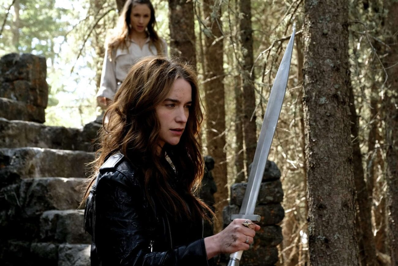 'Wynonna Earp' has become a beloved series within its dedicated circle of fans. Here are most badass moments from season 1 to 4.