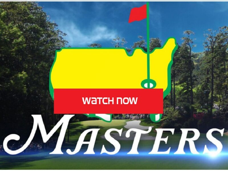 The 2021 Masters is here. Find out how to live stream the huge golfing tournament online for free.