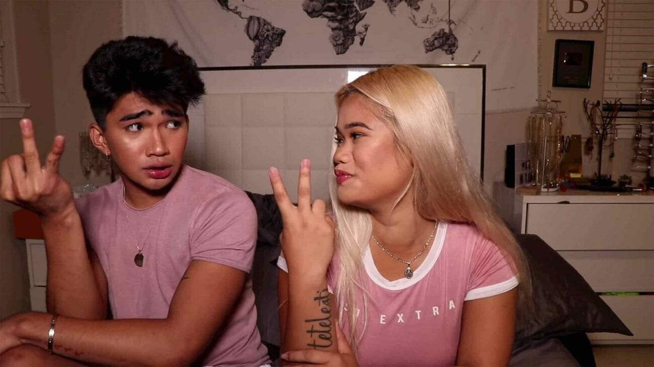 Twitter is on fire with rage. Grab your beauty blenders and dive into the reactions to Bretman Rock's sister and the abuse she sustained from her boyfriend.