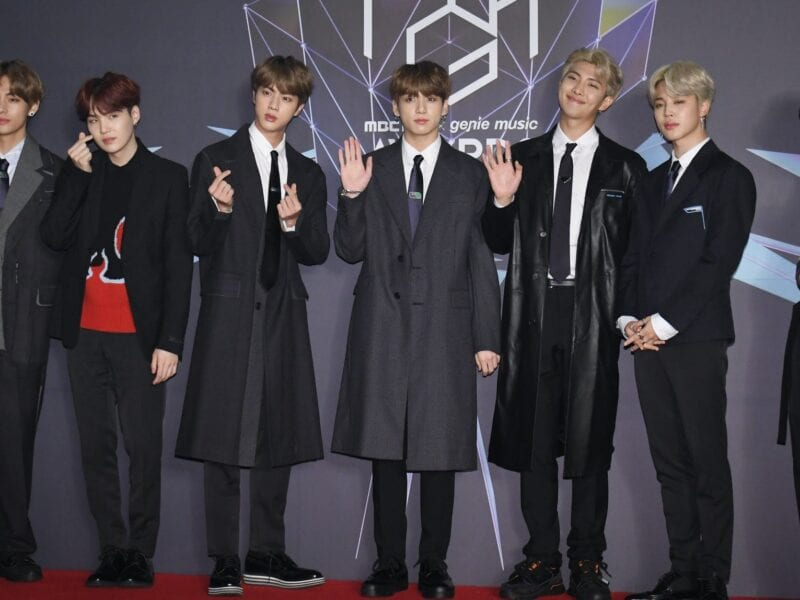 """Attention ARMY: BTS just dropped a new song! After waiting for the countdown on their site to run out, get the tea on their new single """"Butter"""" right now!"""
