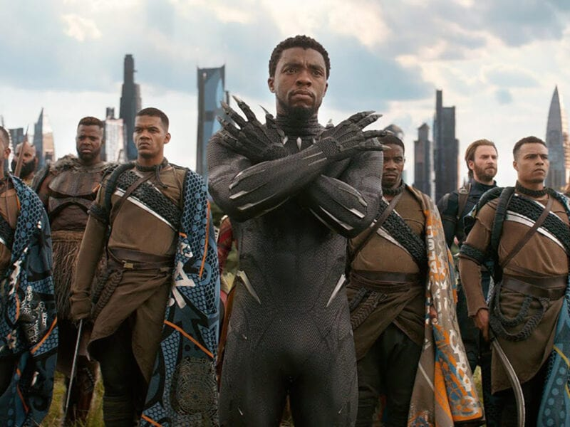 'Black Panther' star Chadwick Boseman will have an art department named in his honor. Discover Boseman's history at Howard University here.