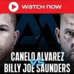 Canelo is gearing up to face Saunders in the ring. Find out how to live stream the boxing match online for free.
