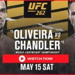 Stream the ultimate MMA matchup going down tonight from anywhere in the world. Meanwhile, get the low-down on the upcoming Oliveira vs Chandler fight here!