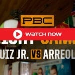 It's time for 'Ruiz vs Arreola'. Find out where the ppv boxing live by pbc streaming and when you can watch it for free online.