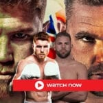 Looking for a way to see the Canelo vs Saunders matchup tonight? Look no further because we have the best places you can tune into the fight for free.