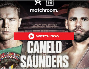 Don't miss the big fight tonight! Grab your popcorn and stream Canelo vs. Saunders from anywhere in the world with these helpful streaming tips!