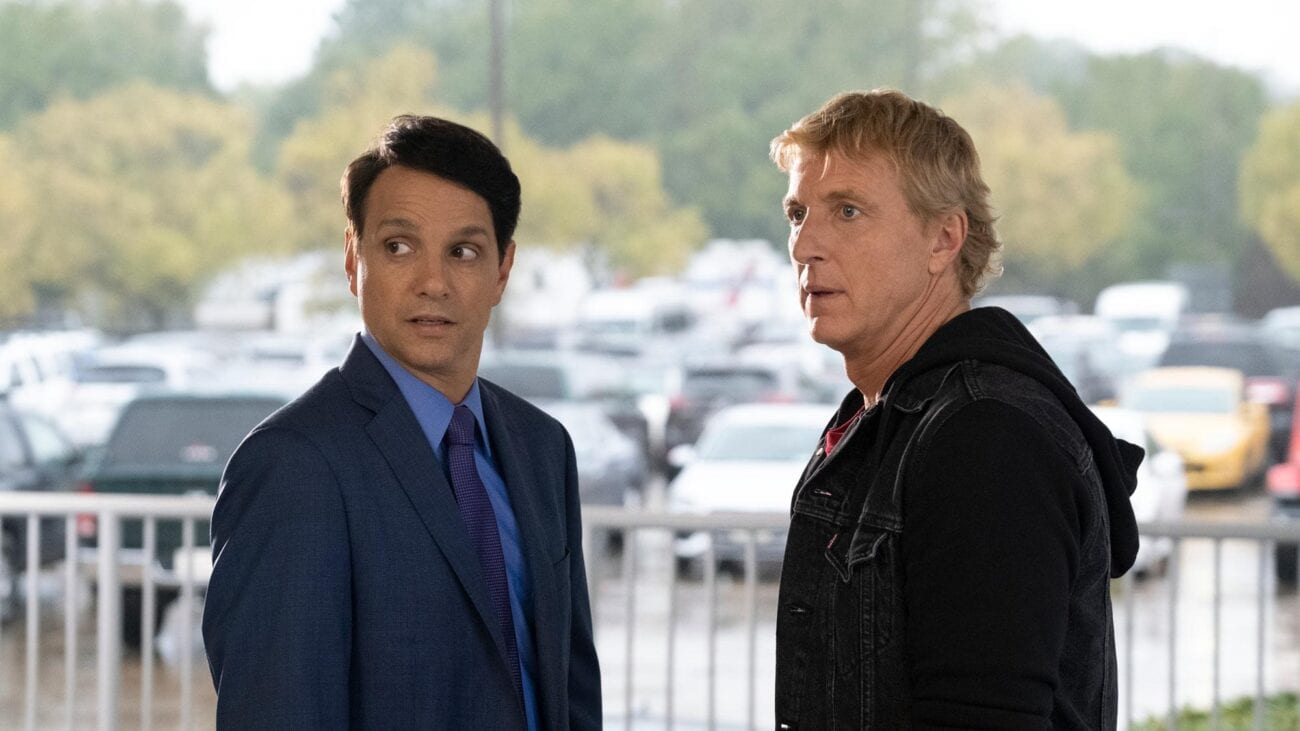 We knew it! 'Cobra Kai' season 4 looks set to pay off all the tantalizing clues the show has dropped about John Kreese's past. Watch the new teaser!