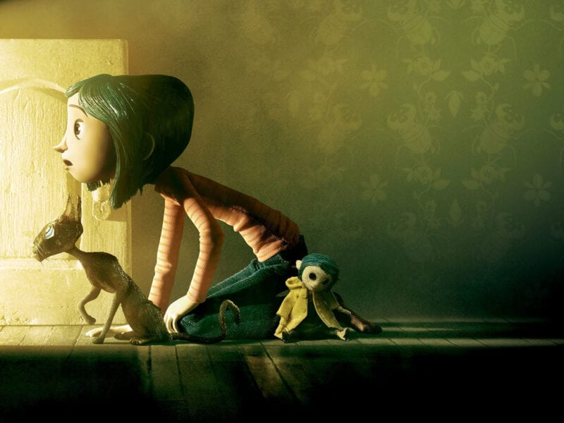 Since its release in 2009, 'Coraline' still remains one of the creepiest kids' movies out there. See if you can cope with these creepy cartoons.