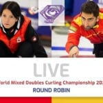 Don't miss this Olympic night of professional curling! Watch the World Mixed Doubles Curling Championship 2021 from anywhere in the world!