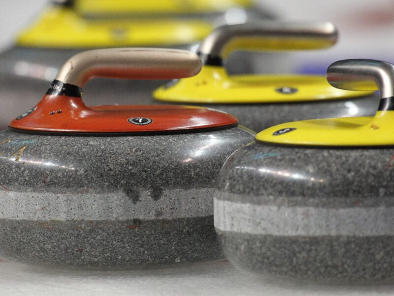 On the road to 2022 at last! Don't miss the crucial World Mixed Doubles Curling Championship tonight! Watch this key match from anywhere right now!