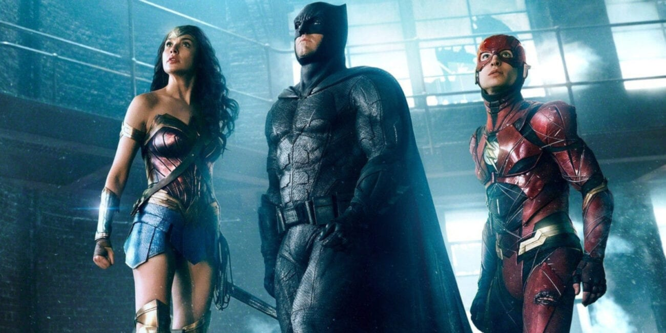 DC is really ready to give us everything we could ever want from the universe. Check out all the DC characters that are finally coming to life next here.
