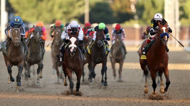 Don't miss the most exciting horse race of the year! Stream every moment of the Kentucky Derby from anywhere in the world right here, right now!