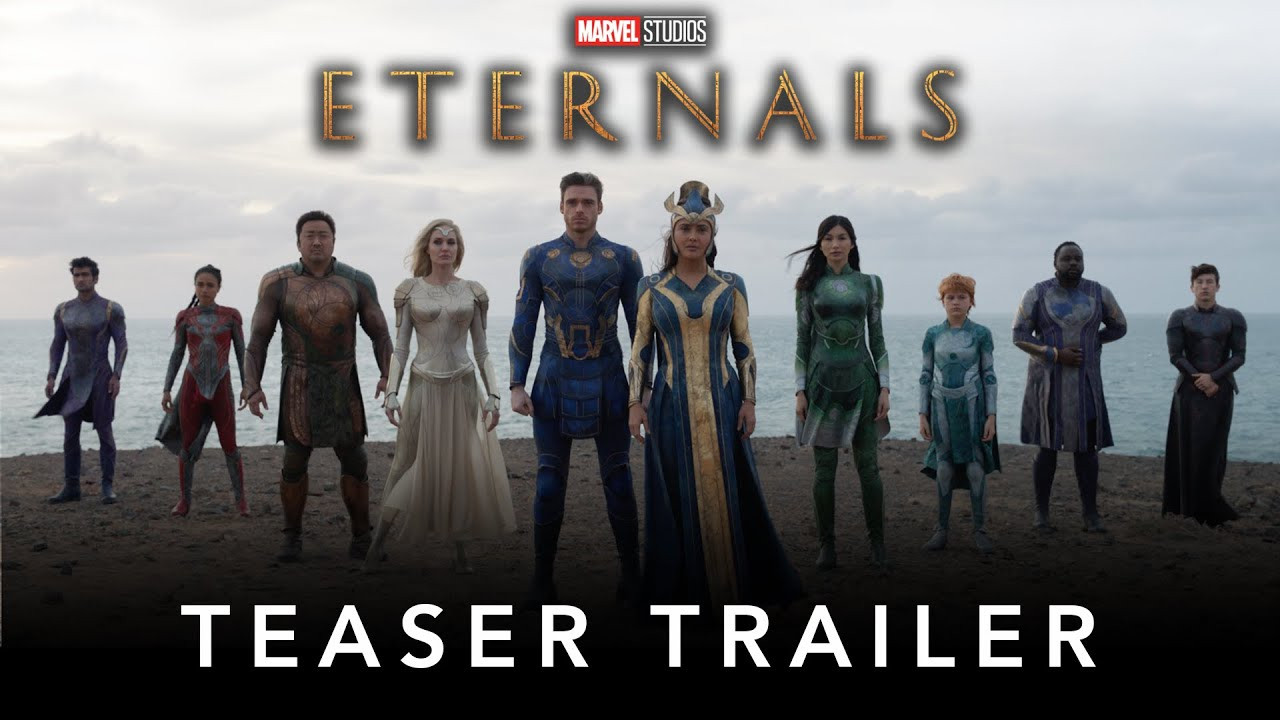 Watch the teaser trailer for Marvel's strangest movie yet: FilmyOne.com