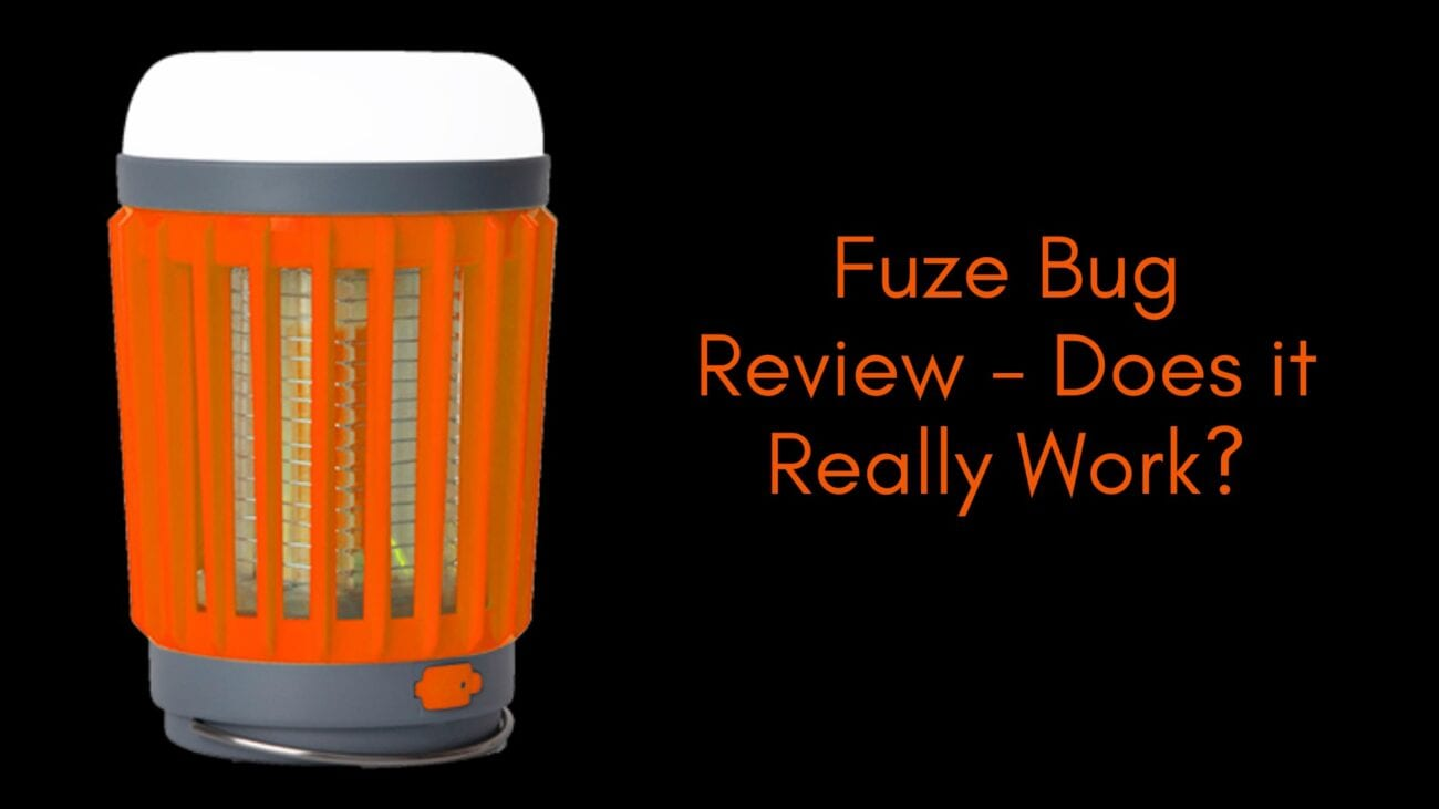 Fuze Bug is a bug repellent lamp that can rid your house of unwanted pests. Find out whether its the product for you with these reviews.
