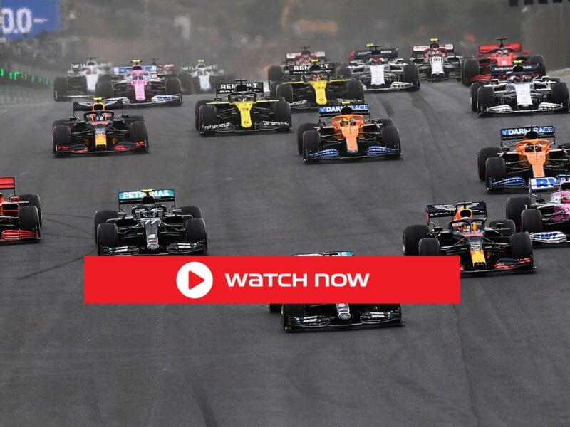 Are you looking for a place to stream the big race? Start your engines and tune into the Portuguese Grand Prix from anywhere in the world!