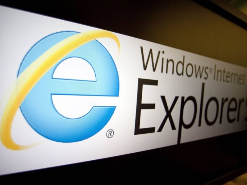 Here's one final Internet Explorer update: the legendary browser is done! Clear your cookies one last time and find out what Microsoft wants you to do next.