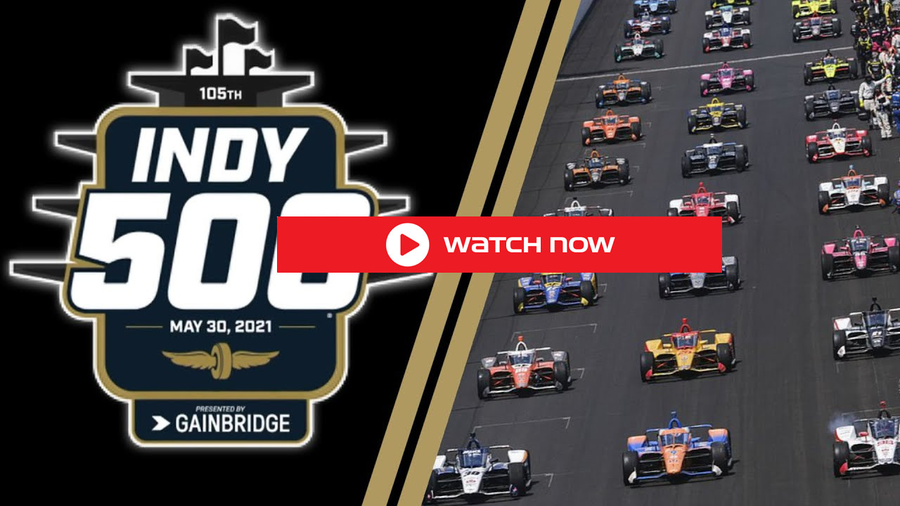 Don't miss this historic day in car F-1 racing! Stream the Indianapolis 500 from start to finish from anywhere in the world right here, right now!
