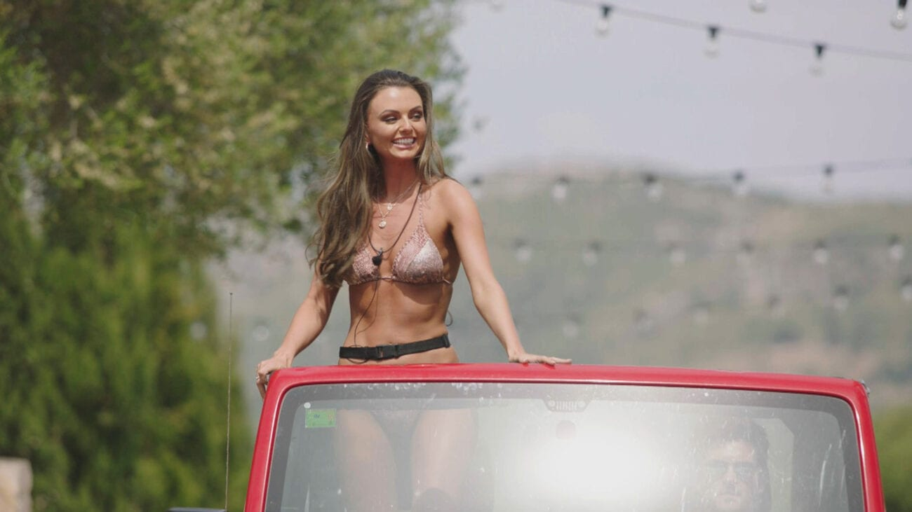 After the iconic red jeep was spotted on a film lot in London, the news came out. 'Love Island' is back in the UK! Check out the rumored new stars here!