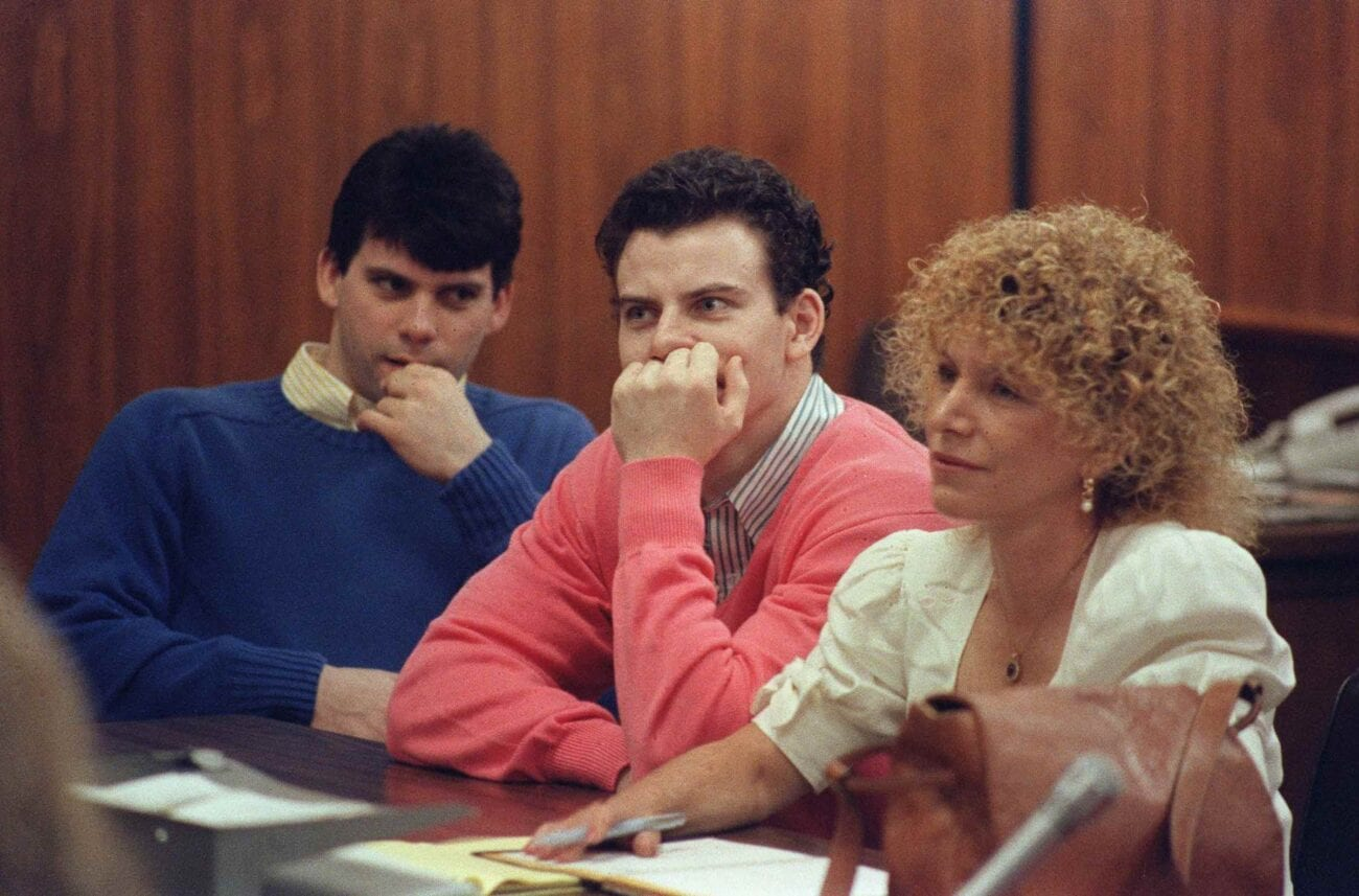 True crime is the guilty pleasure of the internet, sometimes to extremes. Grab your magnifying glasses and dive into the case of the Menendez Brothers.