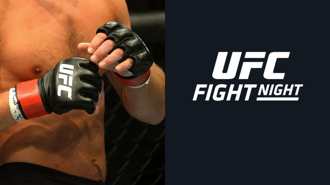 UFC Fight Night is going down! Don't miss a minute of the highly anticipated matchups, including Font vs. Garbrandt and Oliveira vs. Chandler!