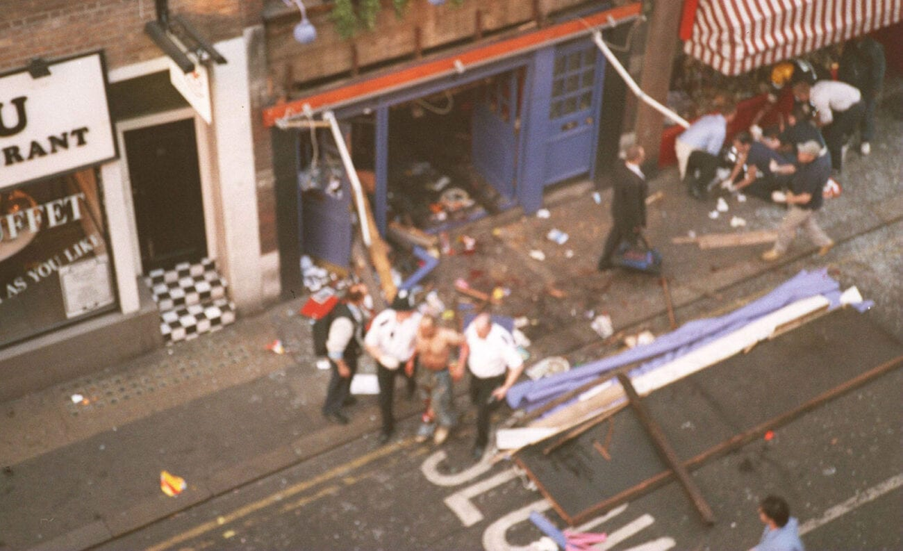 Netflix is releasing another true crime documentary. This time, it's about the 1999 London nail bombs. Dive into the backstory before it drops.