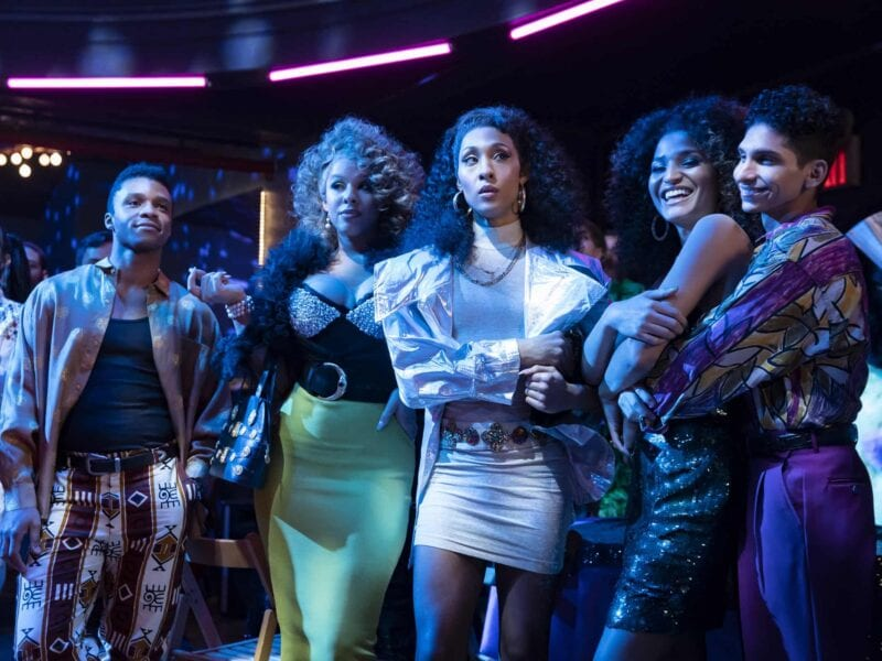 The day we've anticipated and feared for so long is here. Get ready for one last ballroom faceoff and enjoy these reactions to the 'Pose' season 3 premiere!