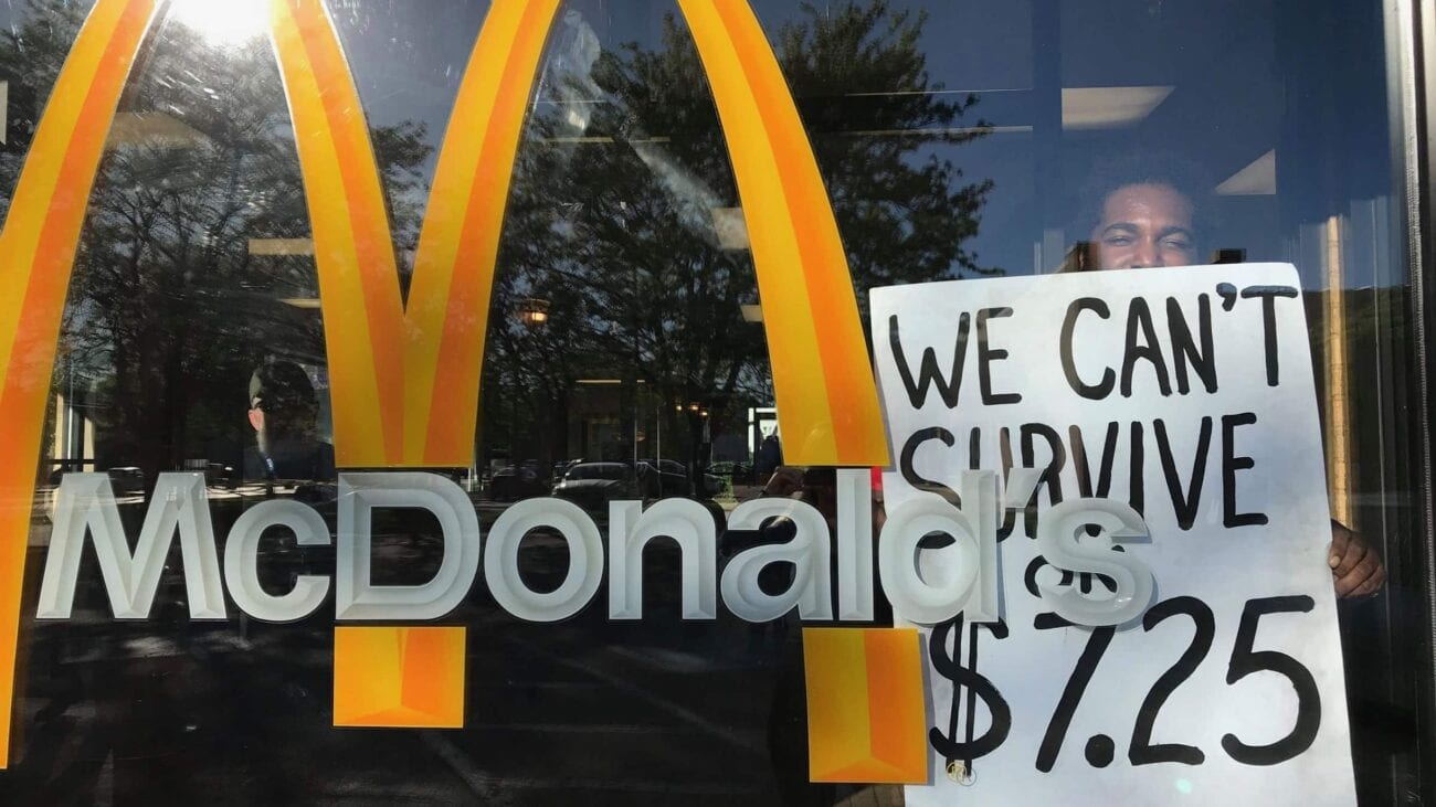Wondering why the line is moving slowly at McDonald's? There's a strike going on! Cancel your McFlurry order and learn all about today's McStrike!