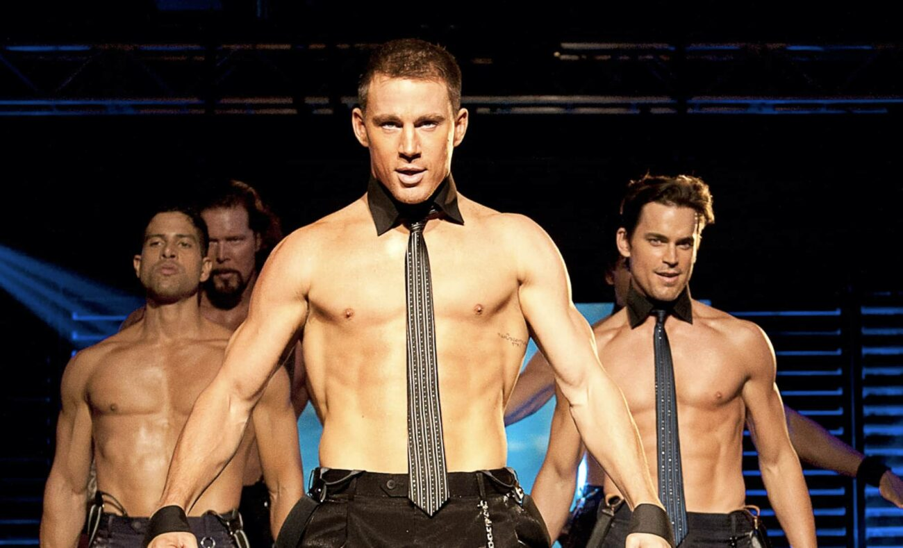 How many times have you seen Channing Tatum naked? It's okay, we won't tell. Now put away your copy of 'Magic Mike' and check out the actor's new book!