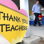Teacher Appreciation Week is finally here! Do you have gifts for your kids' teachers or that special teacher in your life? Here are some last-minute ideas.