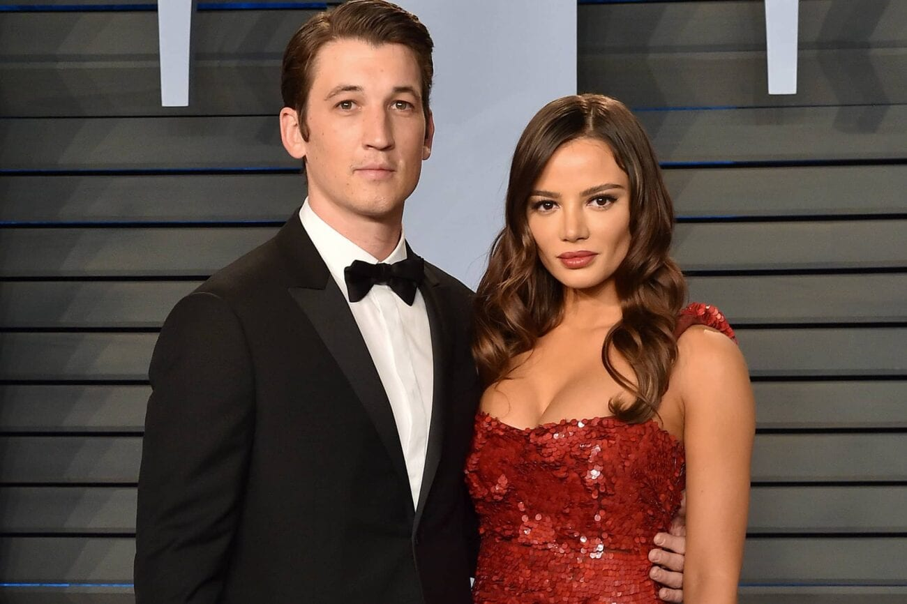 Can't a popular actor and his wife take a peaceful Hawaiian vacation anymore? Grab your boxing gloves and learn all about Miles Teller's bathroom fight!