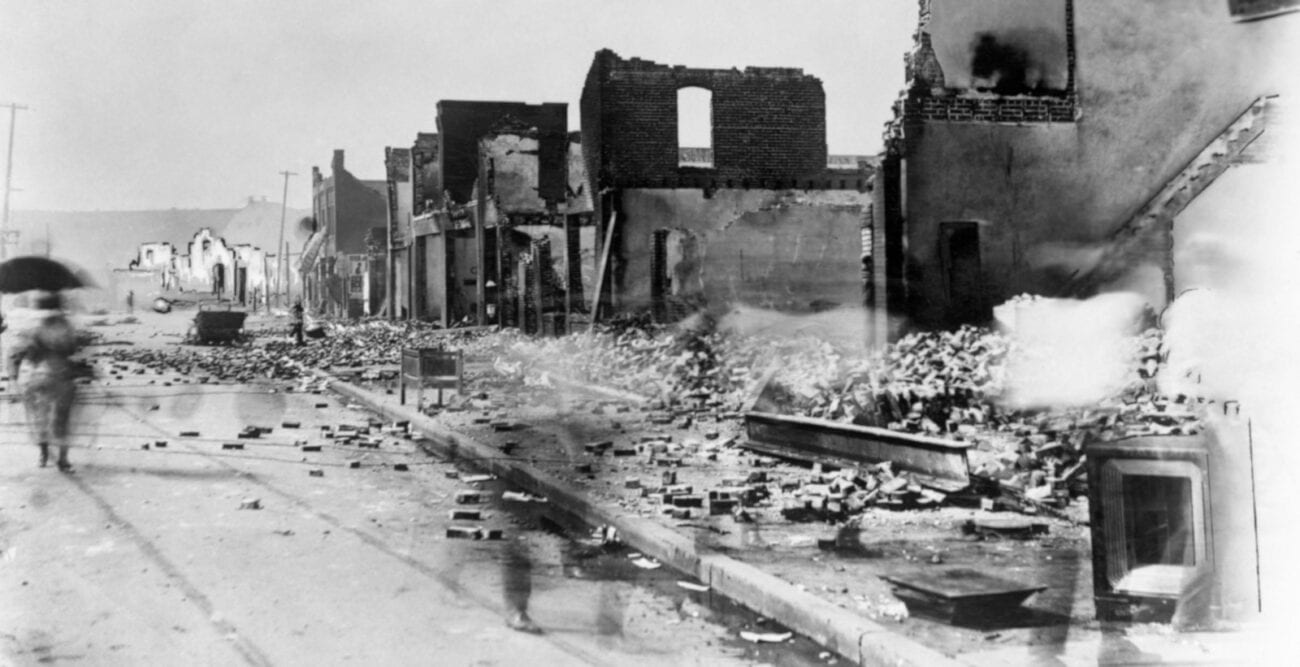 It's been 100 years since the Tulsa Race Massacre took place, so why was its commemoration canceled? Delve into this horrific page in American history.