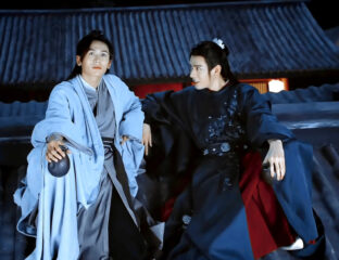 Do you love BL romances and beautiful historical costume dramas? Check out 'Word of Honor', a gorgeous new Chinese drama on Netflix this month!