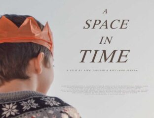 From director/producer Nick Taussig comes a powerful doc about a family brought together through hardship. Here's your exclusive look at 'A Space in Time'.