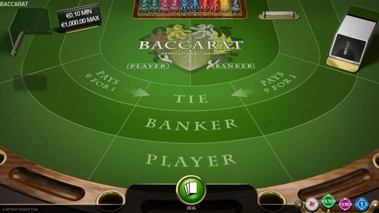 Few online gambling games are as fun as a baccarat tournament. Here are some tips on how to win a baccarat tournament with ease.