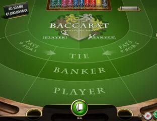What does the popular table game Baccarat have in common with sports like football. See how people place their bets on each game and learn for yourself!