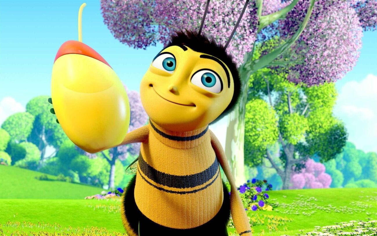 Today is National Bee Day! How are we choosing to celebrate our favorite pollinators? With some 'Bee Movie' memes, of course! Thanks, Jerry.