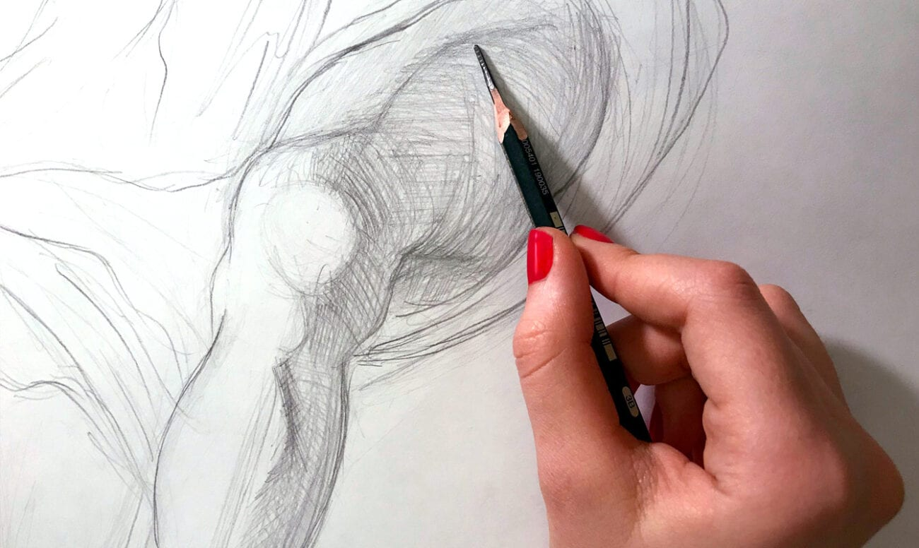 Painting and sketching are both popular artforms. Find out what the main differences are between the two styles.