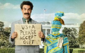 Borat, the character created by Sacha Baron Cohen has certainly had some cringy moments in his films. Care to learn what we think is the worst?