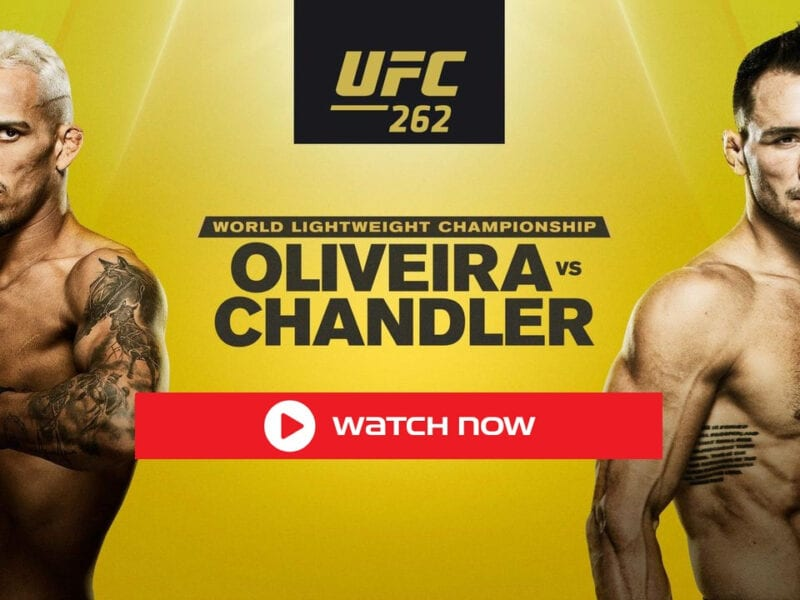 Excited to see Oliveira vs Chandler tonight? Get the lowdown on the matchup and don't miss a minute of the big fight! Tune in no matter where you are now!