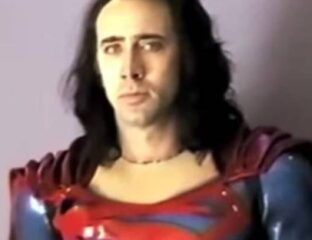 Did you know Nicolas Cage was this close to playing the role of Superman? Check out all of the other cool films the world sadly missed out on here.