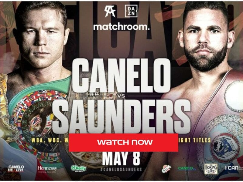 Canelo is gearing up to face Saunders in the boxing ring. Find out how to live stream the anticipated match on Reddit for free.