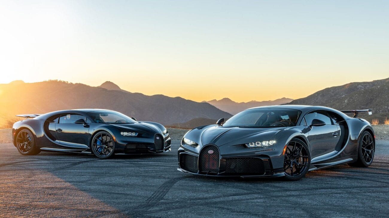There's nothing like a road trip, driving through the vast expanses of the country. These are the most expensive cars in the world. Tell us your favorite!