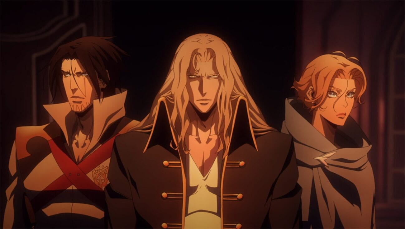 Netflix's 'Castlevania' series has been a long time coming. All you fans out there, take a look at the games that brought to life in this hit TV show!