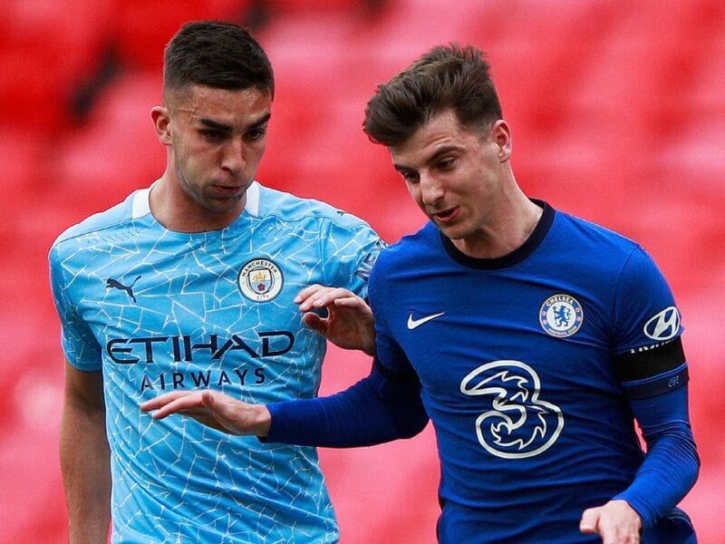 The all-English final sees two dominant defenses go head to head with City as the favorites. Watch the UEFA Champions League live stream now.